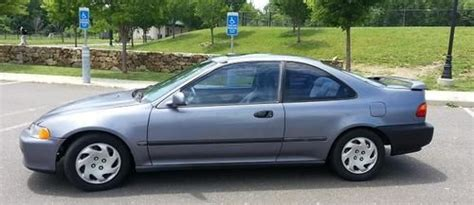 1995 honda civic ex motor buy used 1995 turbo honda civic ex built motor in