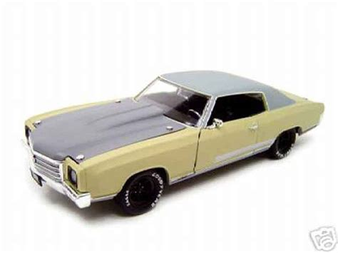 Fast And Furious Diecast | chevrolet monte carlo 1970 fast and furious 3 tokyo drift