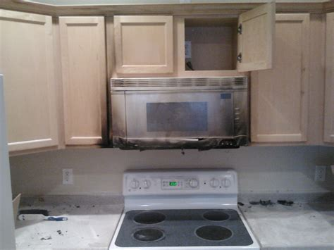 damaged kitchen cabinets why you should have a fire extinguisher or how i torched