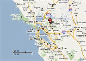 walnut california map sighting reports 2011