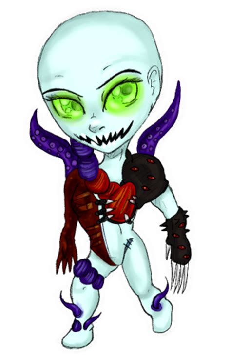 Shiny Roboquad Cutely Terrifying Or Terrifyingly by Medusa Turannt Chibi By Cathriewarehouse On Deviantart