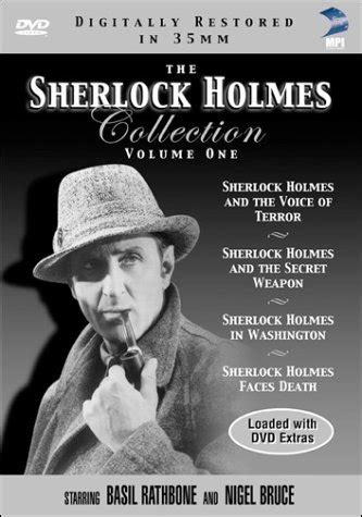 Basil Rathbone, Master of Stage and Screen: Films