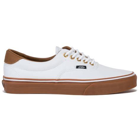 Vans Era Truewhite Gum by Vans Footwear Era 59 Shoes True White At Skate Pharm