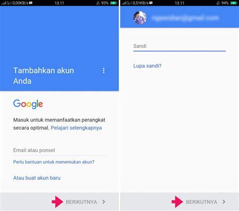 membuka   lebih email gmail   hp android