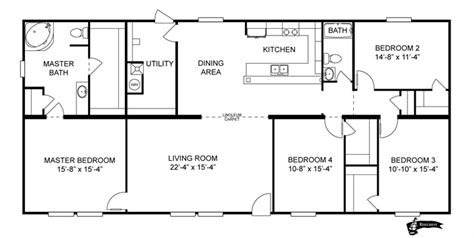 buccaneer mobile home floor plans buccaneer mobile home floor plans buccaneer mobile home