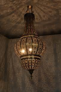 Moroccan Style Lighting Chandeliers Moroccan Punched Chandelier Moroccan Themed