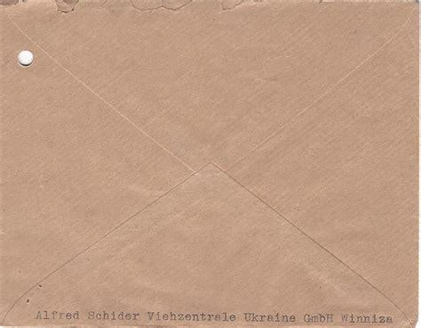 lettere ucraine lettre de winniza