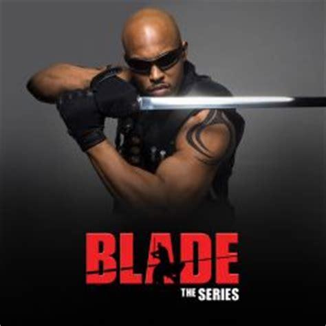the blade show blade the series blade tv marvel
