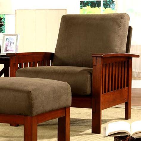 Mission Style Living Room Chair Living Room Furniture Mission Furniture Craftsman Furniture