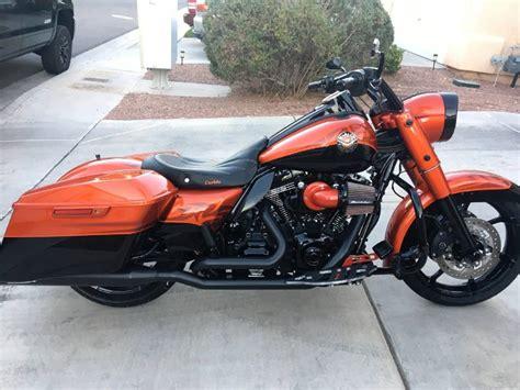 Harley Davidson Road King Seat by 2014 Harley Davidson Road King Custom For Sale 42 Used