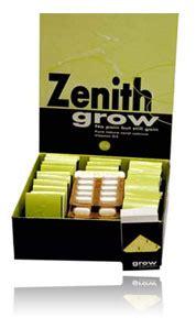 Suplemen Zenith Grow Tips N Trik Ovictea S
