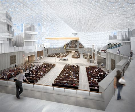 Spiritual Interior Design by Look Inside The Transformation Of The Crystal Cathedral