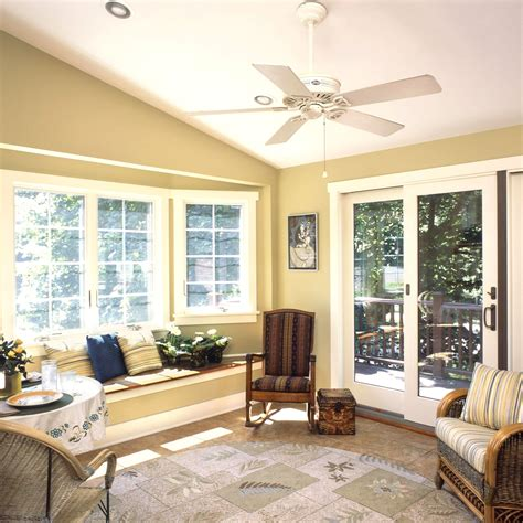 design sunroom comfy sunroom interior nuance with gold wall paint color