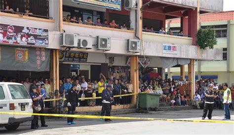 film lawas malaysia polis ketua masyarakat berperanan jaga keamanan