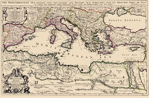 map of mediterranean area international maps mediterranean sea region by