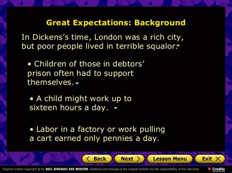 great expectations themes powerpoint great expectations introduction powerpoint