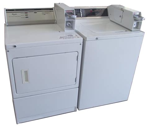 Clothes Washer Dryer Coin Op Clothes Washer Dryer Revenue Sharing Equipment Ia