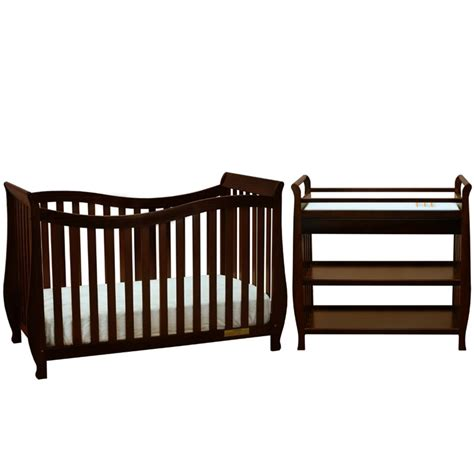 4 in 1 cribs with changing table athena lorie 4 in 1 convertible crib with changing table