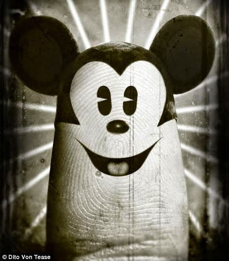 Boneka Jari Mickey karakter boneka jari tangan yang lucu dan unik ushare