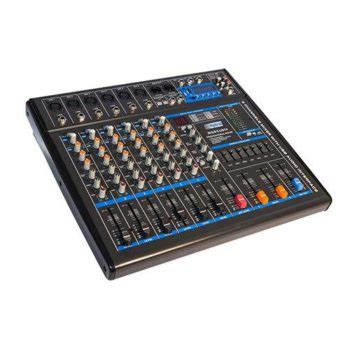 Mixer New Viva 1506 new affordable hybrid mixing consoles from viva afrika