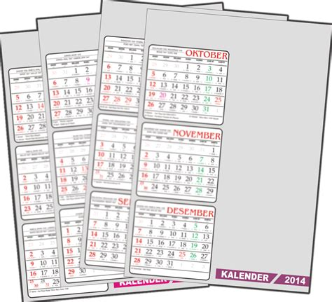 desain kalender meja 2015 cdr desain kalender 2014
