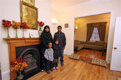 Four Bedrooms For Rent islington council houses family on benefits in 163 1 8