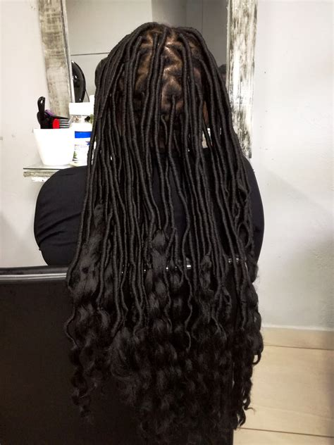 pictures of styles to do with brizillan new way of doing faux locks with brazilian wool natural