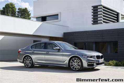 2017 bmw 5 series say hello to the all new bmw 5 series g30 bmw news at