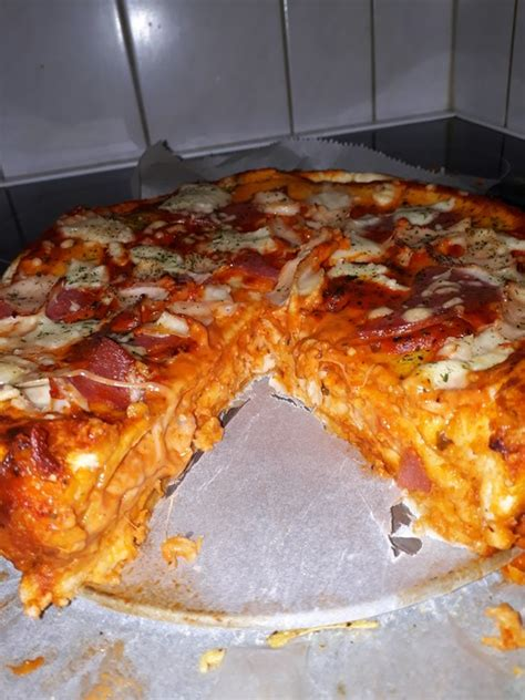 pizza kuchen chefkoch herzhafter pizza kuchen rezept mit bild hannah kocht