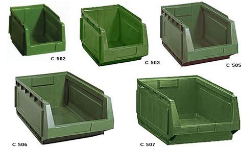 vasche sovrapponibili contenitori in plastica a coda di lupo barbero pietro