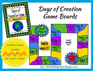 bible fun for kids the creation for kids day 3