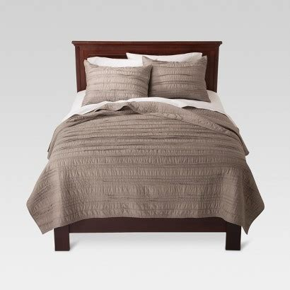 threshold bedding threshold raw edge quilt target
