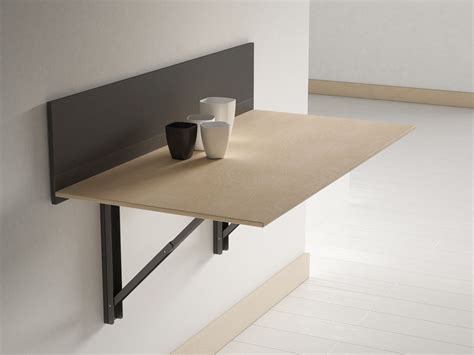 Wall Mount Kitchen Table Click Wall Mounted Table By Cancio