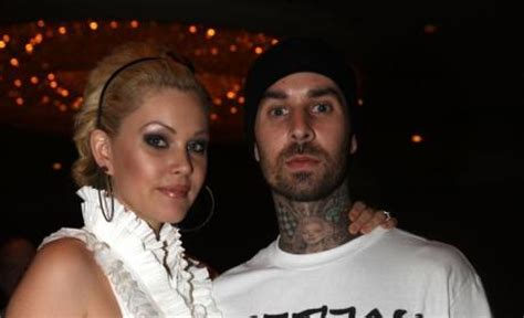 Are Shanna And Travis Back Together Again by Travis Barker Page 3 The Gossip