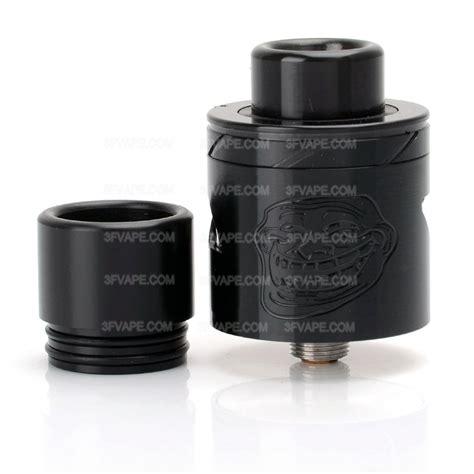 The Troll V2 25mm Rda Atomizer Silver Authentic Sku02039 buy wotofo ferakshow v2 rda 25mm silver at gearbest chinaprices net