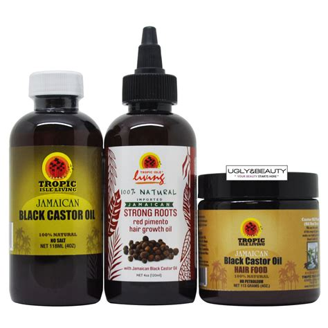 strong roots hair growth oil long hair care forum tropic isle living jamaican black castor oil strong root