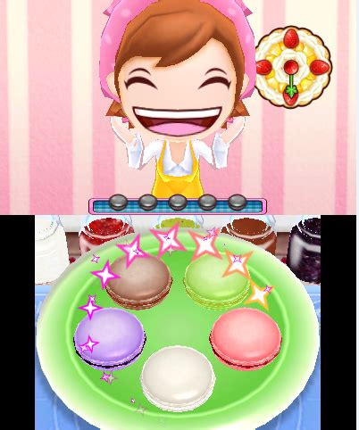 Kaset 3ds Cooking Sweet Shop cooking sweet shop heading to nintendo 3ds april 2017 gaming cypher