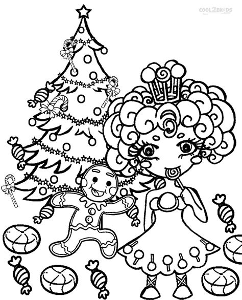 printable candyland coloring pages for kids cool2bkids