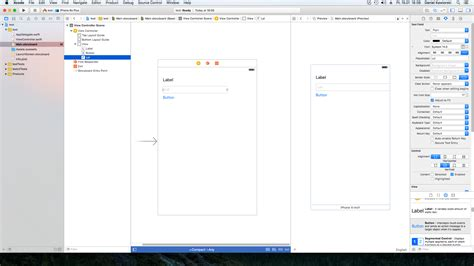 xcode swift layout tutorial swift xcode storyboard doesn t fit iphone screen stack