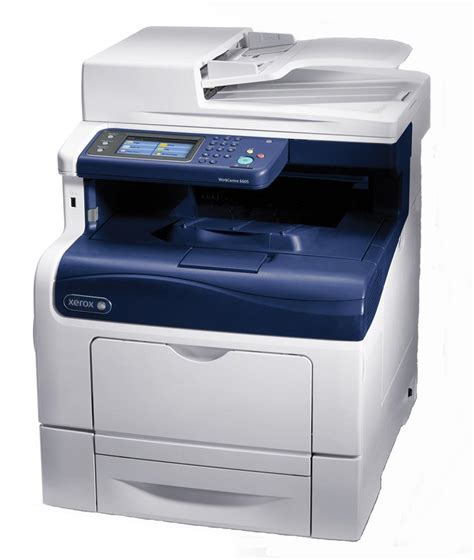 xerox workcentre 6605dn color multifunction printer review