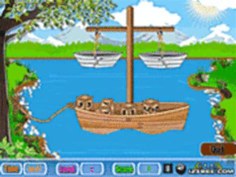 Boat Balancing The boat balancing kostenlos spielen auf denkspiele