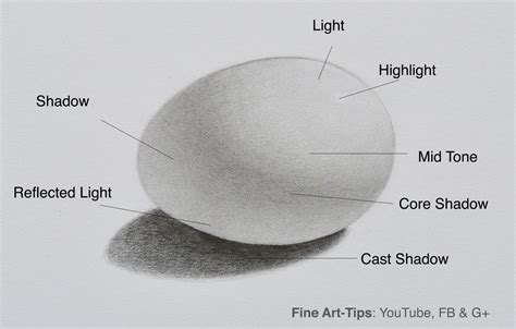 how to part an egg shape head image titled make a drawing that shows parts of a