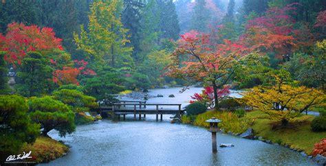 Wonderful Japanese Garden Bridge #3: Rainingzen.jpg