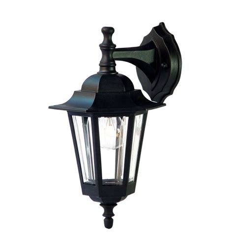 Acclaim Lighting Acclaim Lighting 32bk Matte Black Tidewater 1 Light 14 25