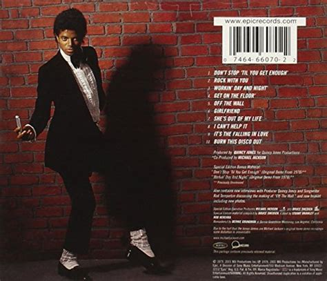 Cd Michael Jackson Michael Imported the wall buy in uae audio cd products in