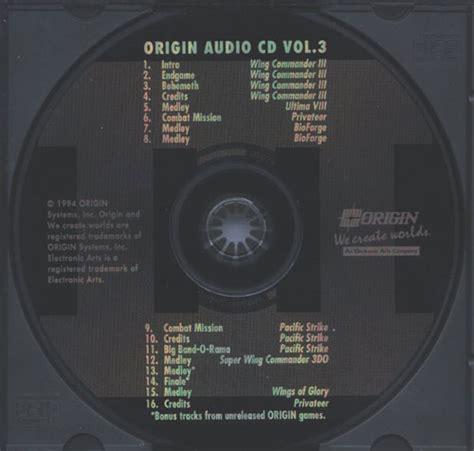 end game lyrics audio origin audio cd vol 3 soundtrack from origin audio cd