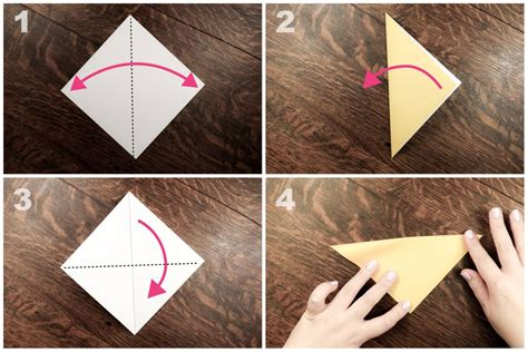 How To Make A Origami Finger Puppet - origami finger puppet tutorial