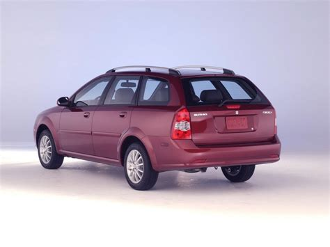Suzuki Forenza Gas Mileage Suzuki Forenza Technical Specifications And Fuel Economy
