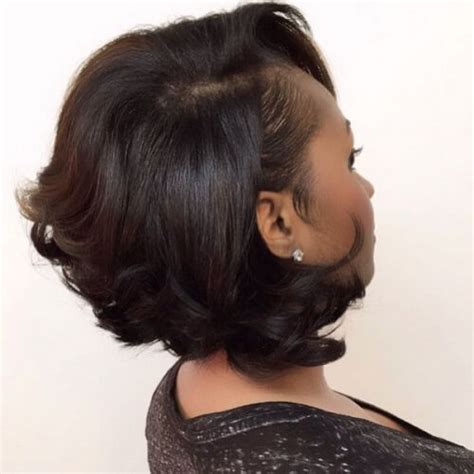 ladies short haircut to make hair look thicker 50 splendid short hairstyles for black women hair motive