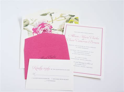 Summer Wedding Invitations by Summer Wedding Invitations Matik For